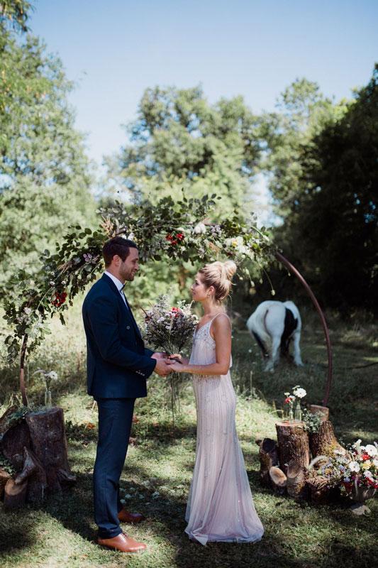 hire a wedding horse